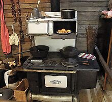 Old Time Cooking by RickDavis