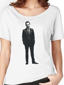 Jim Moriarty, Consulting Criminal Women's Relaxed Fit T-Shirt