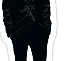 Jim Moriarty, Consulting Criminal Sticker