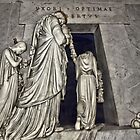 Tomb inside the Augustinerkirche. by Lee d'Entremont