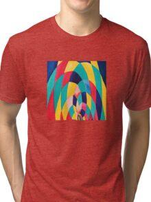 Candy Candinsky Tri-blend T-Shirt