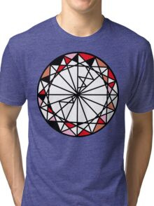 Cut Red Diamond Tri-blend T-Shirt