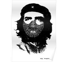Che Hannibal Street Art Poster