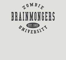 Zombie U Brainmongers Dark Letter Jersey Unisex T-Shirt