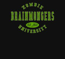 Zombie U Brainmongers Infected Jersey Unisex T-Shirt