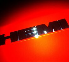 HEMI Logo - taken from 2010 Dodge Challenger R/T by kalitarios