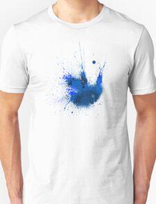 Splash Space Blue T-Shirt