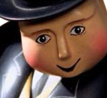 the fat controller Sticker