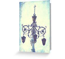 Plaza Light Greeting Card