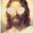 Cool Jesus Street Art by dashiner