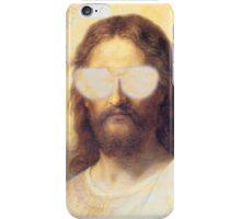 Cool Jesus Street Art iPhone Case/Skin