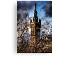 The Landmark (3) Canvas Print