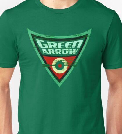 Green Arrow Logo Unisex T-Shirt