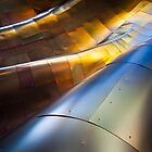 Steel Waves by Inge Johnsson