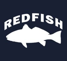 Simply Redfish Kids Tee