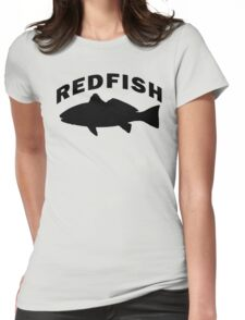 Simply Redfish  Womens Fitted T-Shirt