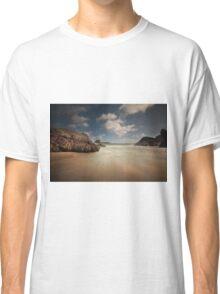 Kynance cove Cornwall Classic T-Shirt
