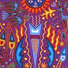 Huichol Art in Puerto Vallarta, Mexico by PtoVallartaMex
