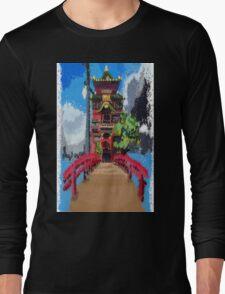 Spirit bathhouse  Long Sleeve T-Shirt