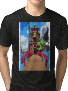 Spirit bathhouse  Tri-blend T-Shirt