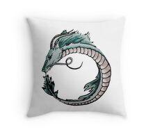 Haku Throw Pillow