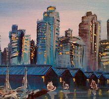 Vancouver by Claire Foord