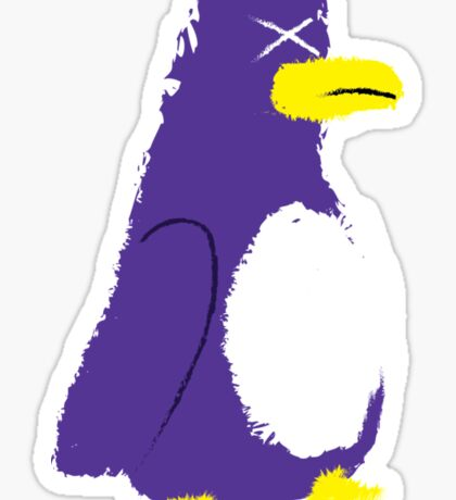 Penguin X Sticker