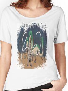 Beautiful River Spirit   Women's Relaxed Fit T-Shirt