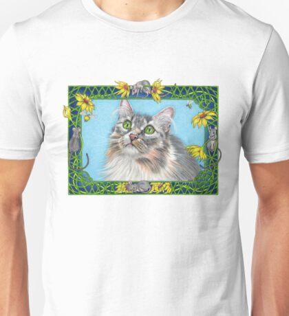 Sophie and the Mice Unisex T-Shirt
