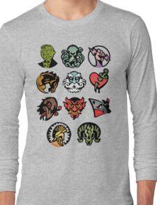 Wondrous Tonics Long Sleeve T-Shirt