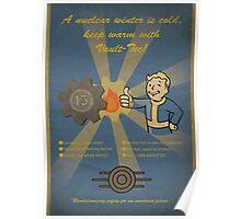 Vault-Tec Advertisement Poster