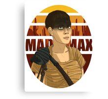 Furiosa - Mad Max Canvas Print