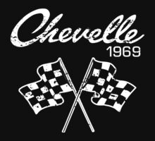 1969 Chevelle Kids Clothes