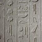 Hieroglyphics iPhone Case by Jan Vinclair