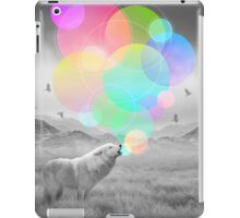 The Echoes of Silence iPad Case/Skin