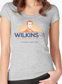 Wilkins 98 Women's Fitted Scoop T-Shirt