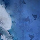 Composition With Birds and Clouds (Detail/Variation) – October 27, 2011  by Ivana Redwine
