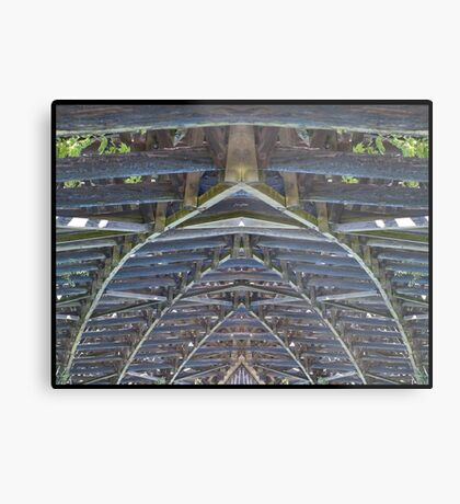 Impossible architecture Metal Print