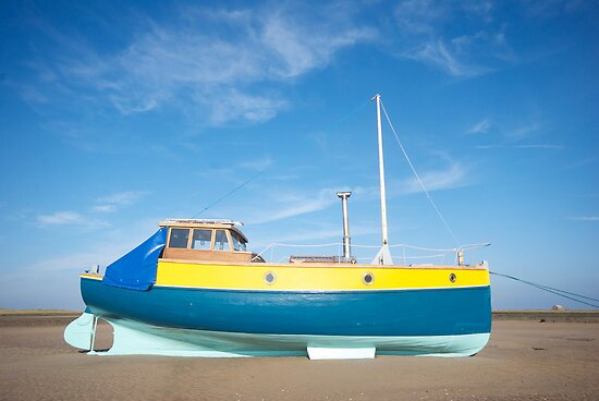 Colour boat by marc melander