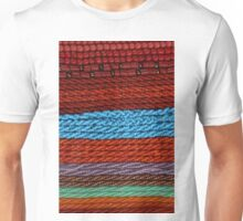 Colorful Beads Unisex T-Shirt