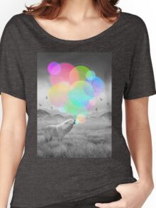 The Echoes of Silence Women's Relaxed Fit T-Shirt