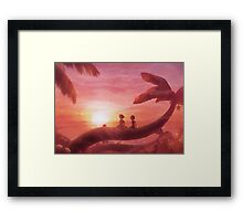 Destiny of Wonders (32 Left!) Framed Print