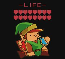 Legend of Zelda - Link's Blue Potion Unisex T-Shirt