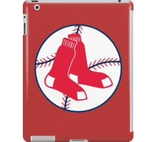 Red Sox iPad Case/Skin