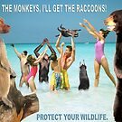 Protect The Wildlife by T-Shirt 2-U