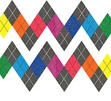 Unofficial Gay Argyle Pattern by PrivateVices
