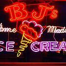 BJ's Ice Cream Shop by Karin  Hildebrand Lau