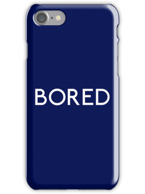 Bored by Deastrumquodvic