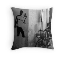Robin Hood Throw Pillow