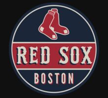 Red Sox Baby Tee